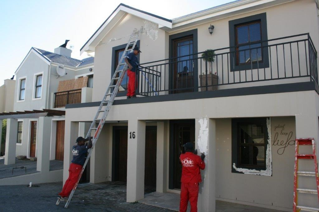 residential building maintenance