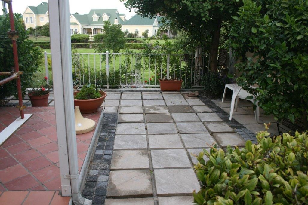Pavers for Outside Area